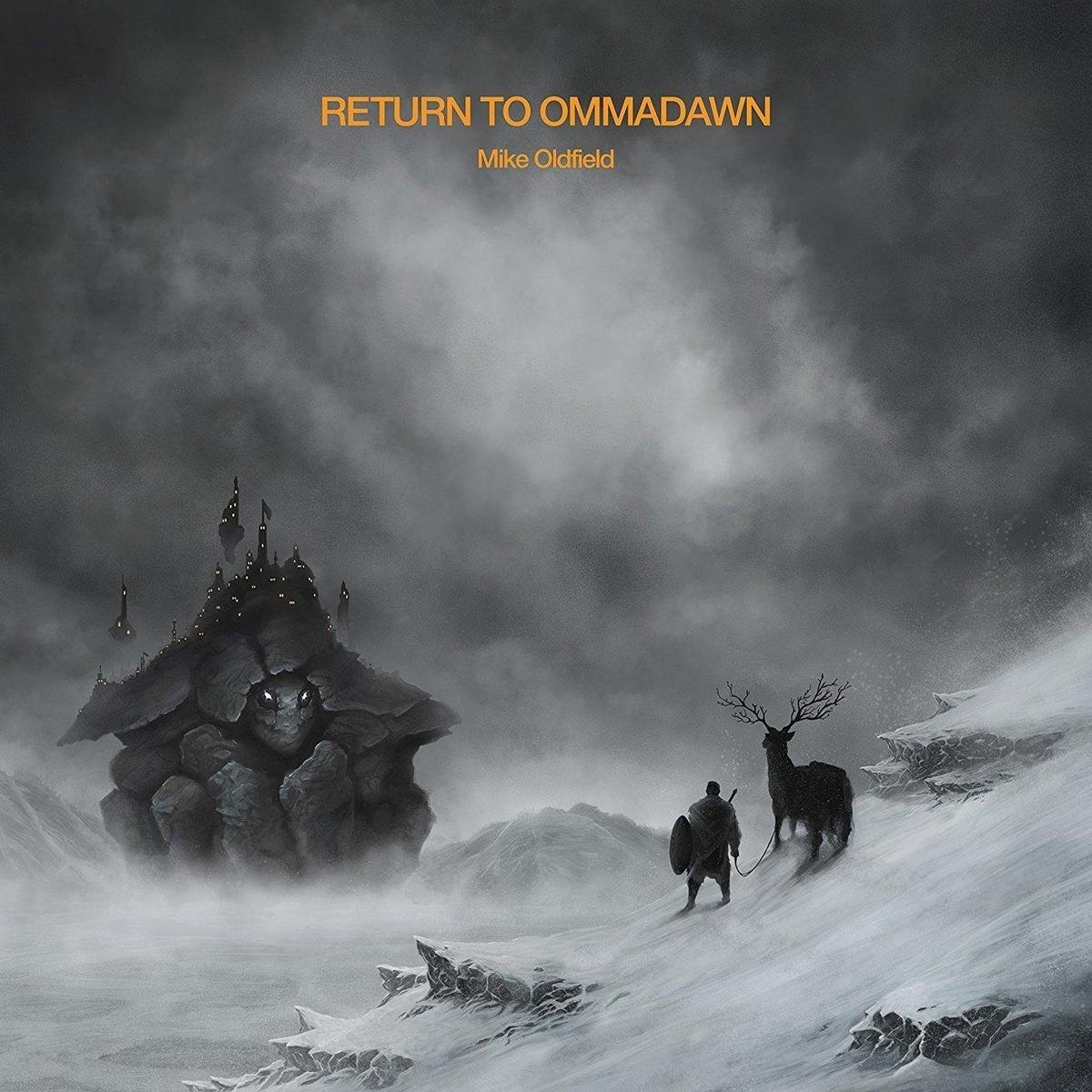 Return to Ommadawn album cover