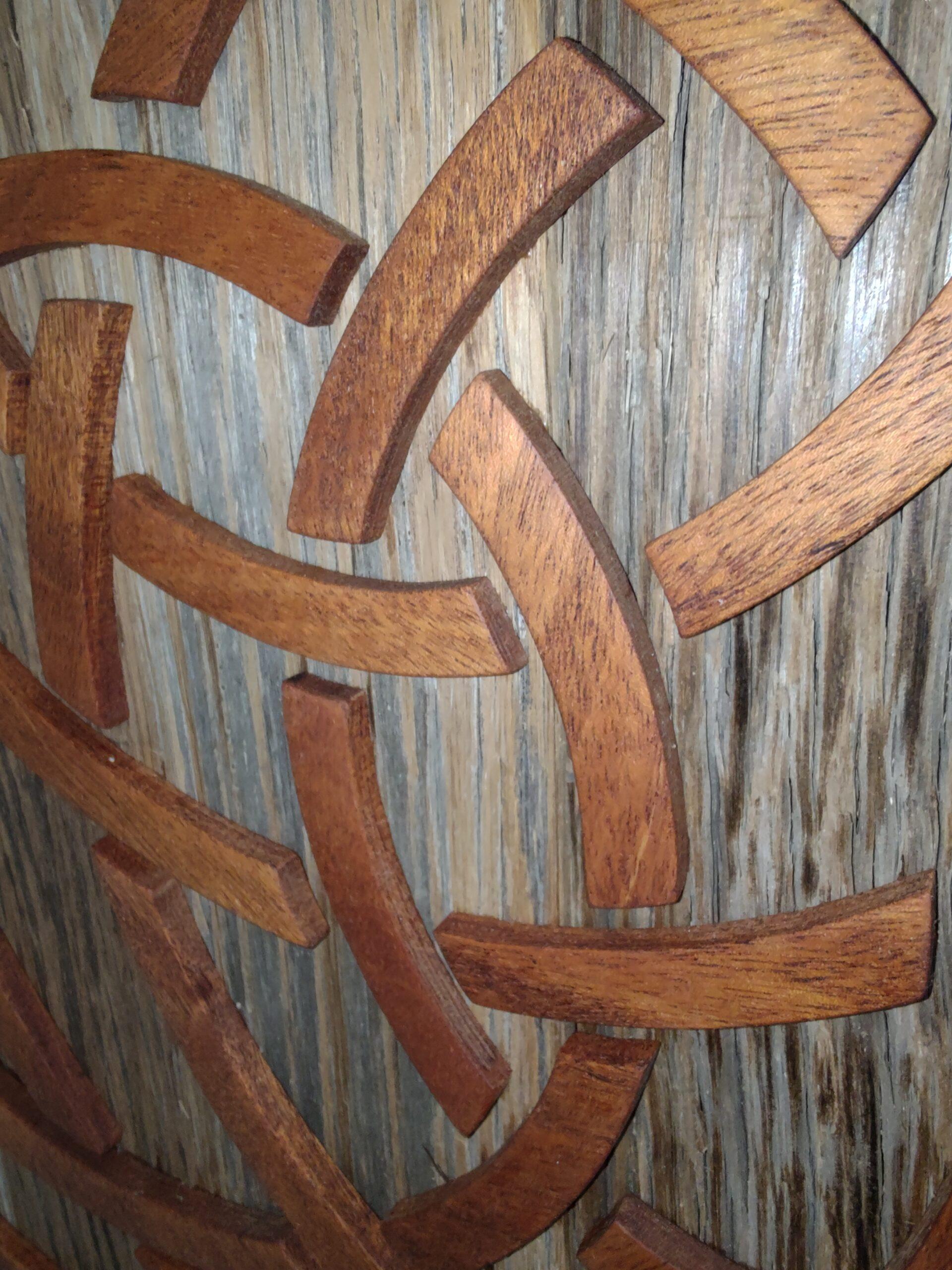 unicursal tri spiral knot